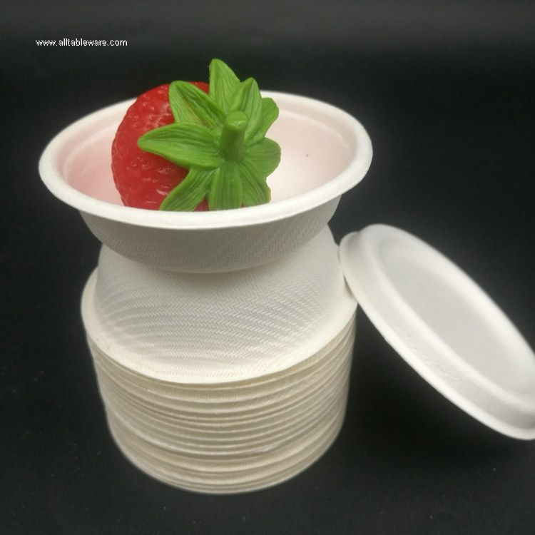 sugarcane sauce cup for 1oz biodegradable