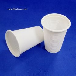 8oz 260ml disposable biodegradble compostable cup