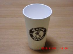 32oz disposable cold drink paper cup paper glass
