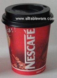 8oz double wall paper cup