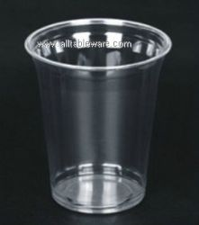 5oz disposable pet cold drinking cup