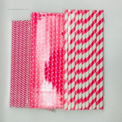 Drinking Straw Disposable Biodegradable Drinking Paper Straw