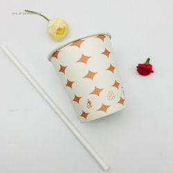 Hot Selling Ripple Wall Double Wall Single Wall Disposable Coffee Paper Cups disposable paper cup takeaway paper cup