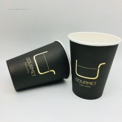High Quality Disposable Beverage Paper Pulp Cups