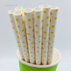 100% Eco-Friendly Disposable Paper Straws Factory