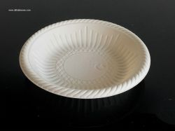 4inch cornstarch biodegradable plate